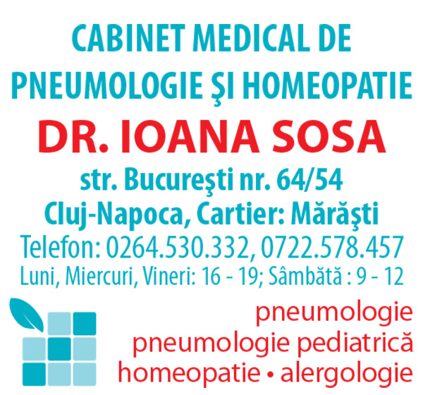 CABINET DR. IOANA SOSA Cluj-Napoca