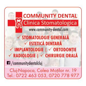 Community Dental Cluj - Urgente stomatologice Cluj-Napoca
