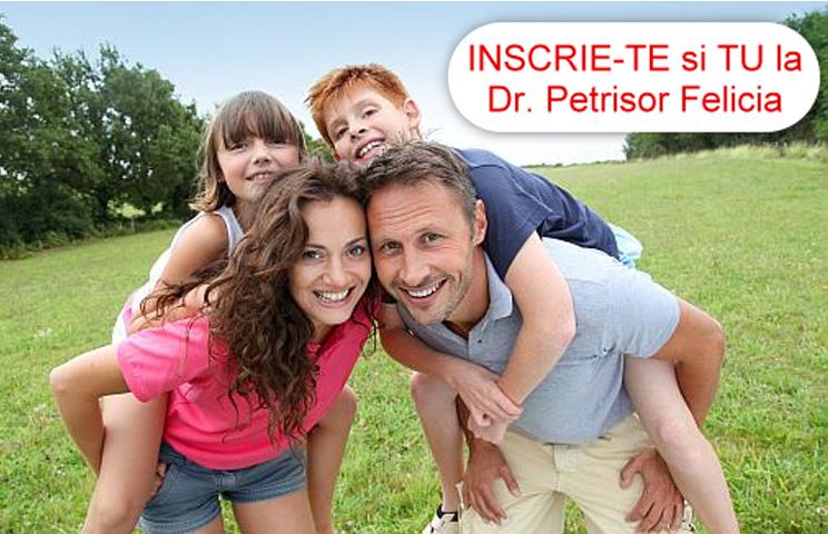 Dr. Petrisor Felicia Maria – Medicina de familie Cluj